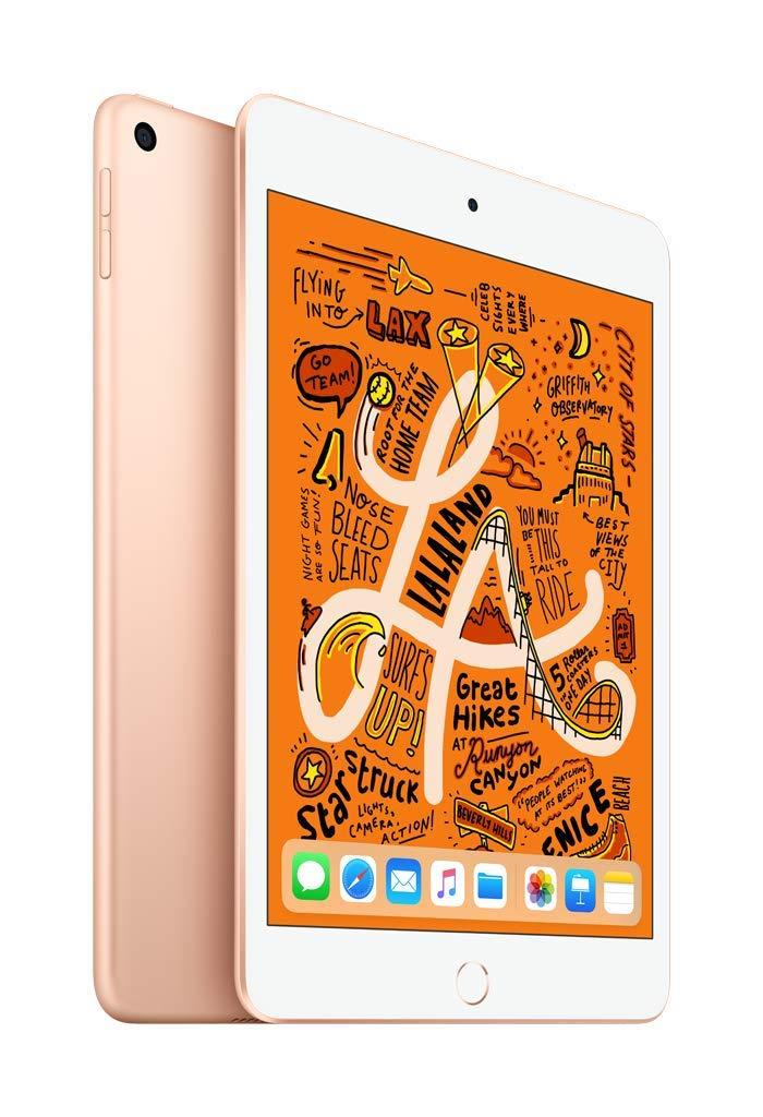 Tablet Apple iPad Mini (2019), Color (Gold), Band WiFi, internal 64 hard GB De memoria, Screen from 7,9 (20,1 cm) 2048 x image