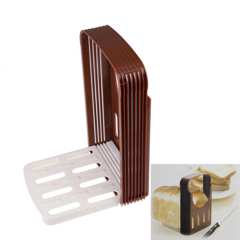 Nouveau pain coupe pain Toast trancheuse coupe coupe tranche tranchage Guide coupe pour outil de cuisine coupe pain outils de cuisson pour gâteaux