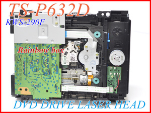 Image 3 - New TS P632 DVD+R/RW DRIVE TS P632D/SDEH Replacement  Player/Recorder overview TS P632D Mechanism ASSY