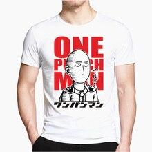 One Punch Man Saitama Oppai Tee