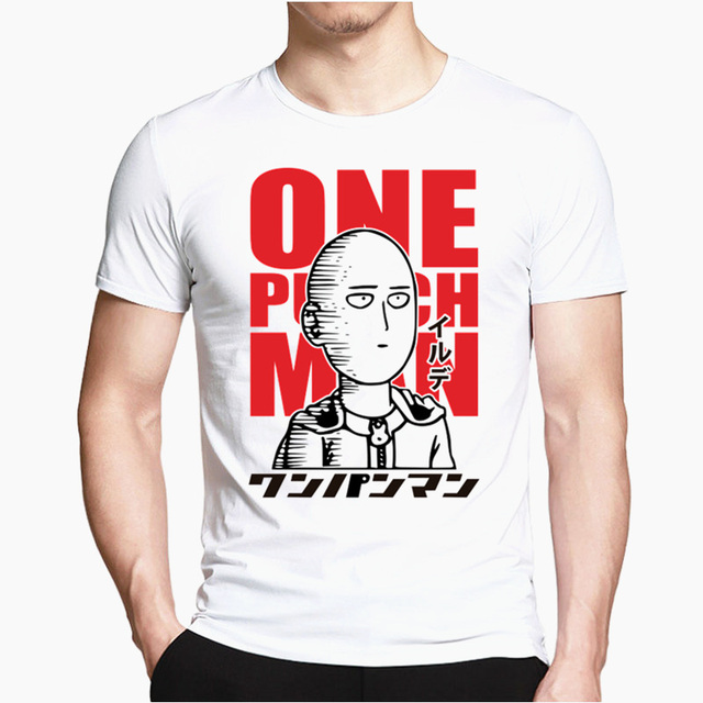 ONE PUNCH MAN T-SHIRT (30 VARIAN)