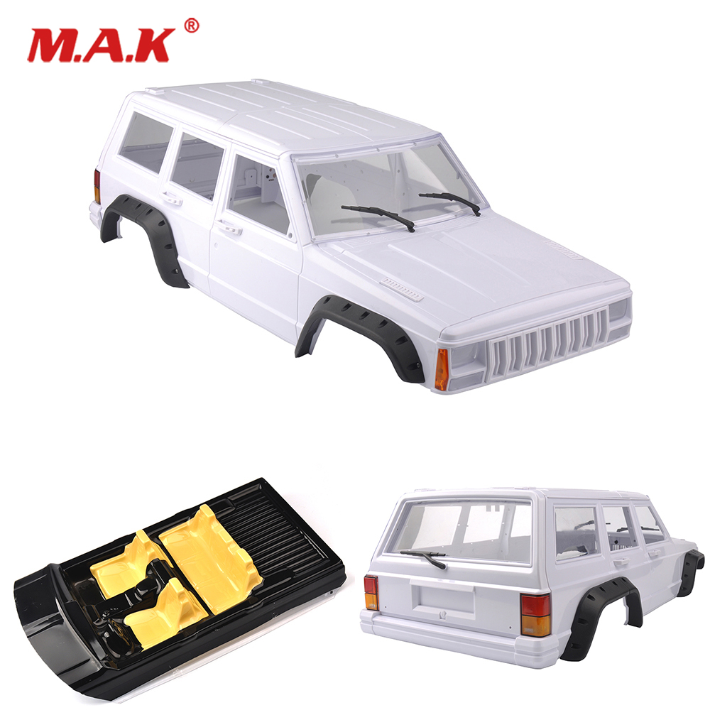 RC Car Accessory 275mm/313mm ABS Rock Crawler Body Xtra Speed D90 Hard Plastic Body Shell for 1/10 Cherokee XJ Axial SCX10 RC4WDRC Car Accessory 275mm/313mm ABS Rock Crawler Body Xtra Speed D90 Hard Plastic Body Shell for 1/10 Cherokee XJ Axial SCX10 RC4WD
