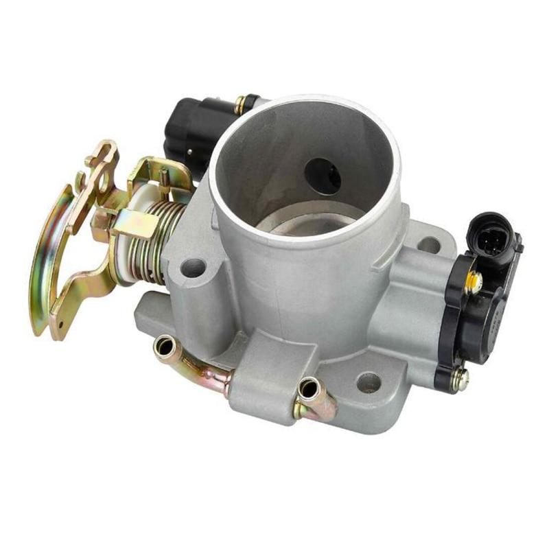New Throttle Body for Delphi system BRILLIANCE Cross FSV / Galena 4G63 4G64 air intake Car ATV Bore Diameter 55mm Original