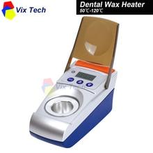 Стоматологическая цифровой нагреватель воска, 122-248F высокая температура, стоматолог коленях инструмент оборудование, европейский/США напряжение 110 В/220 В Доступны