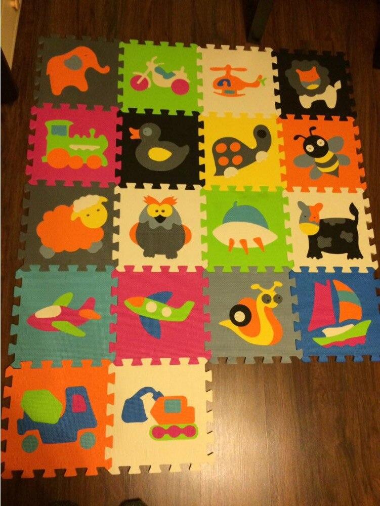 Enfants De Doux Eva Puzzle Tapis De Jeu Pour Bebe Tapis Puzzle
