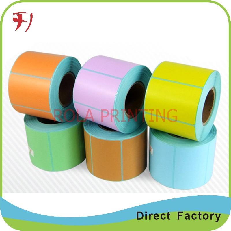 Full Color Logo Die Cut Sticker Vinyl Printing Customized Waterproof