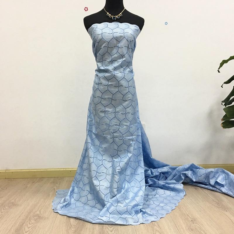 Polish lace polish swiss lace for men voile suisse cotton nigerian lace fabrics 2062 5yards 100