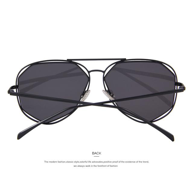 Okulary Przeciwsłoneczne Pilotki Mirror