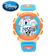 Disney Kids Watch Children Watch Fashion Cool Quartz Digital Wristwatches Boys Sports Water Resisitant Alarm Clock clock
