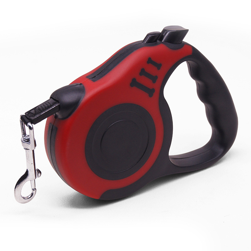 Image 4 - Retractable Dog Leash Automatic Dog Puppy Leash Rope Pet Running Walking Extending Lead For Small Medium Dogs Pet Products-in Leashes from Home & Garden