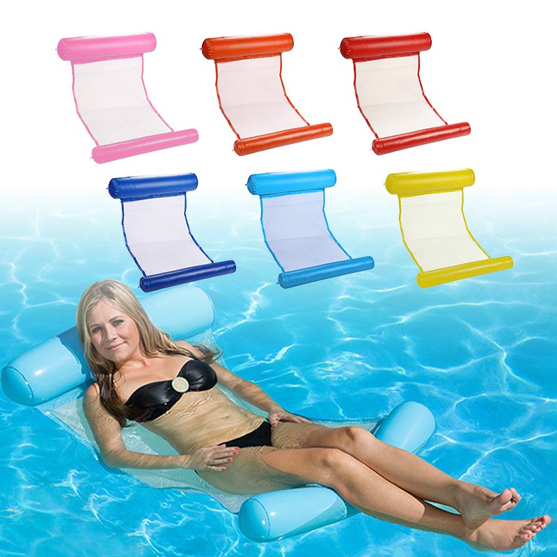 Floating Chair Swimming Pool Seat Floating Bed Chair Noodle Chairs Buoyancy Swimming Ring Amazing Floating Chair for Kids Adult