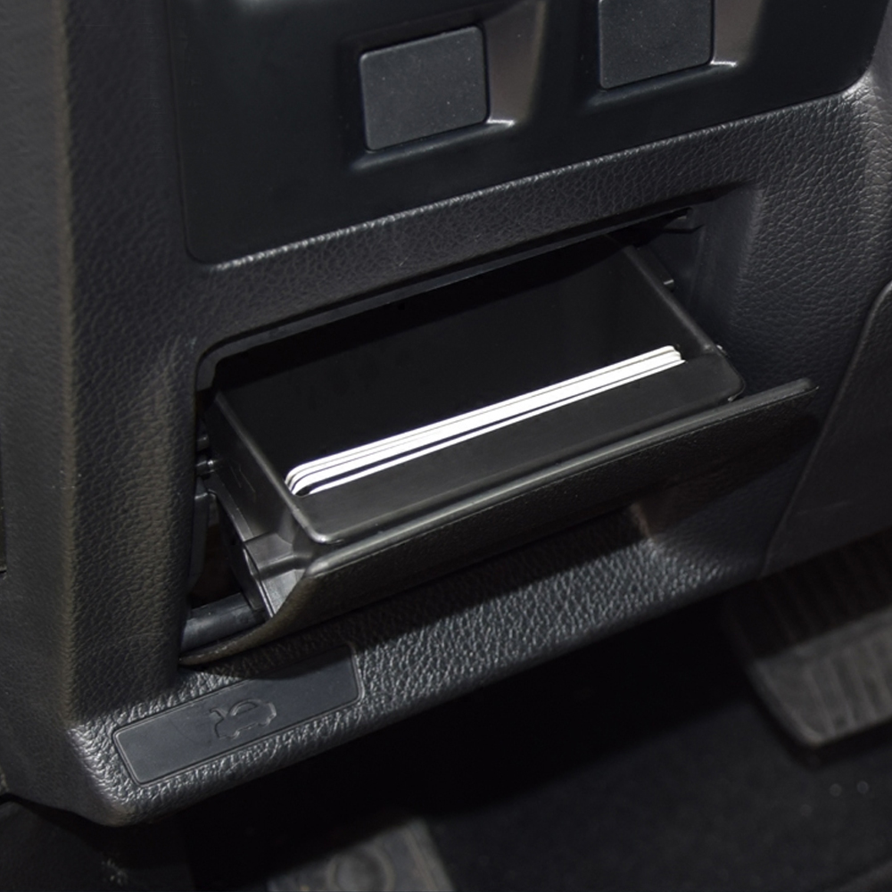 Car Fuse Coin Box Bin For 2013 2017 Subaru XV Forester Impreza 2014 Outback  Legacy WRX STi Armrest Storage Box Tray Holder-in Interior Mouldings from  ...