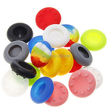 2000pcs Soft Skid-Proof Silicone Thumbsticks cap Thumb stick caps Joystick Grips cover for PS3/PS4/XBOX ONE/360 controllers(China)