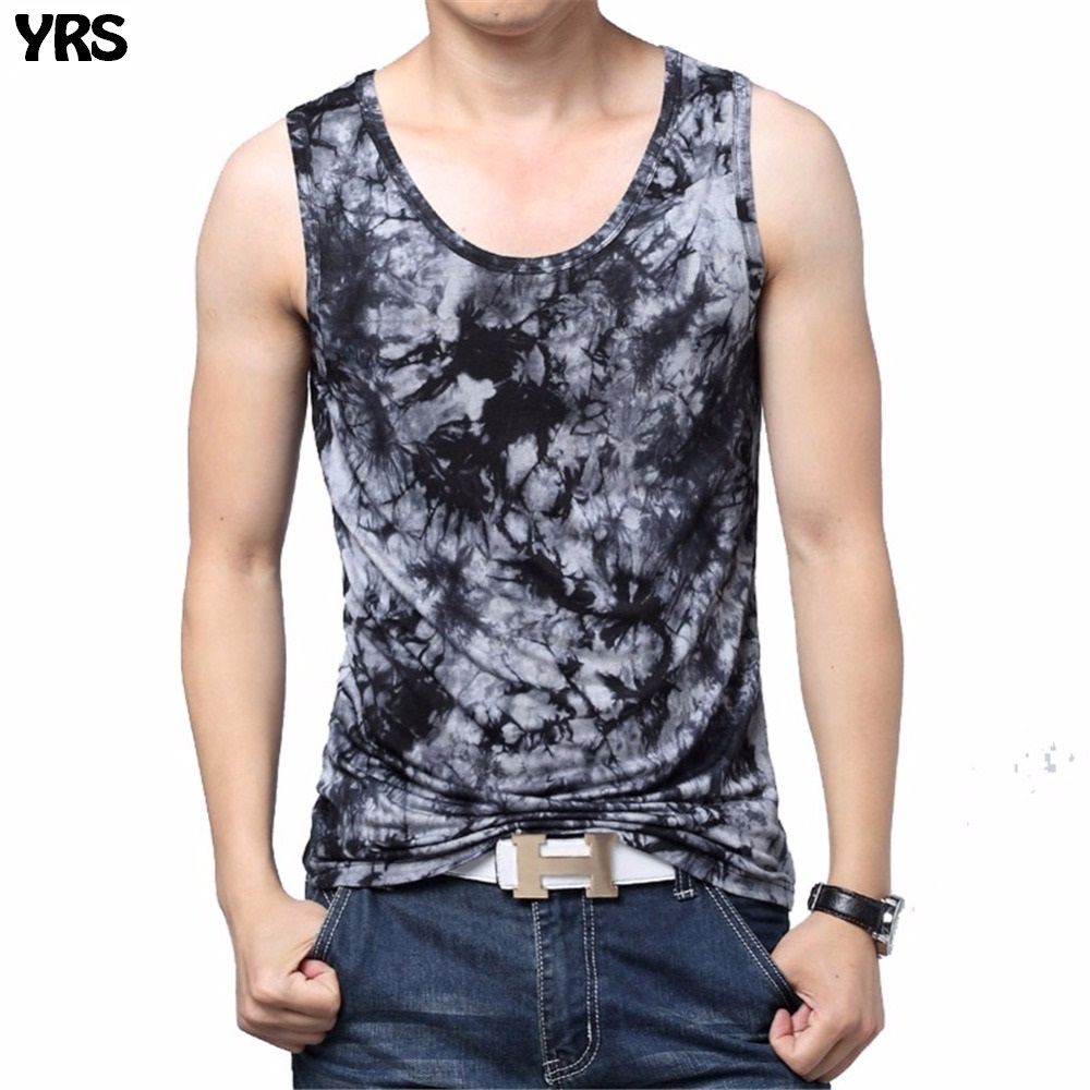 Tank     top   high quality men causal clothing large size S-5XL