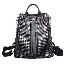 High Quality Youth Fashion Women Backpack PU Leather Female Backpacks School Bag for Teenager girls Mochila Shoulder Bag Bagpack стоимость