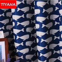 New Window Curtains For Children S Bedroom Cute Cartoon Blackout Curtains Drape For Living Room Curtains