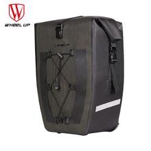 WHEEL UP Waterproof Large Capacity MTB Mountain Road Bike Cycling Rear Rack Seat Bags Bicycle Pannier Bag Cycle Accessories недорого