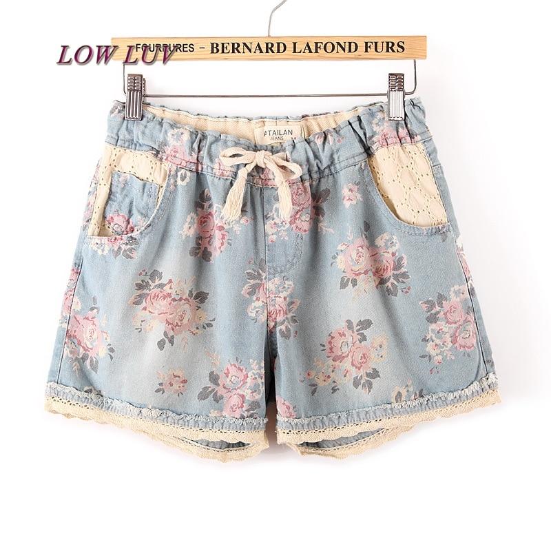 Online Get Cheap Printed Denim Shorts -Aliexpress.com | Alibaba Group