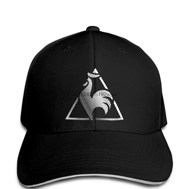 fd8b404d1b Men Baseball cap Fashion Le Sportif Essentiel Embroidered Coq Baseball cap  in Black funny cap novelty cap women