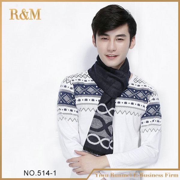 Precio de fábrica! hombres de moda largo de impresión de algodón abrigo de la bufanda grande bufandas envío gratis caliente