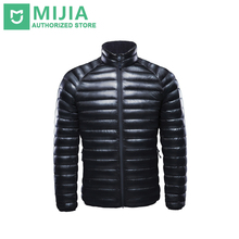 Xiaomi DownJacket Feather Dress Coat Xiaomi One Weaving Thin DownJacket White Duck DownJacket Warm For Smart Home New