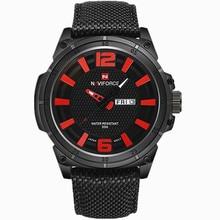 New NAVIFORCE Men's Luxury Watch Military Watch