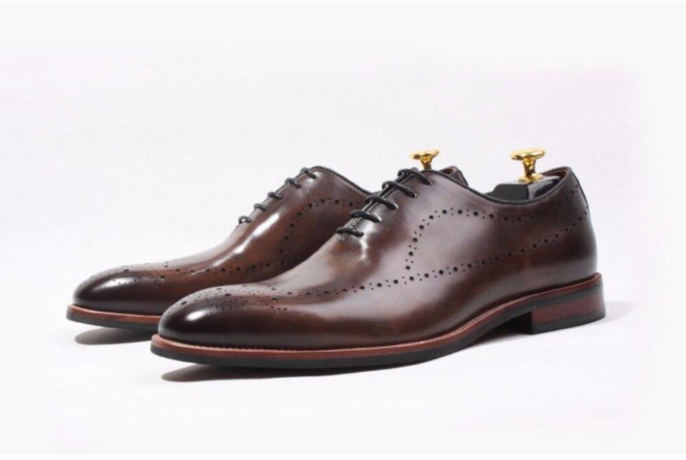 Alta 1 Artesanal Negócios 2 De Qualidade Em Sapatos Condução Couro Primavera Casamento Masculinos Vestido 3 Sapatas Deslizamento Homens Genuíno Oxfords qZ4T6nEx