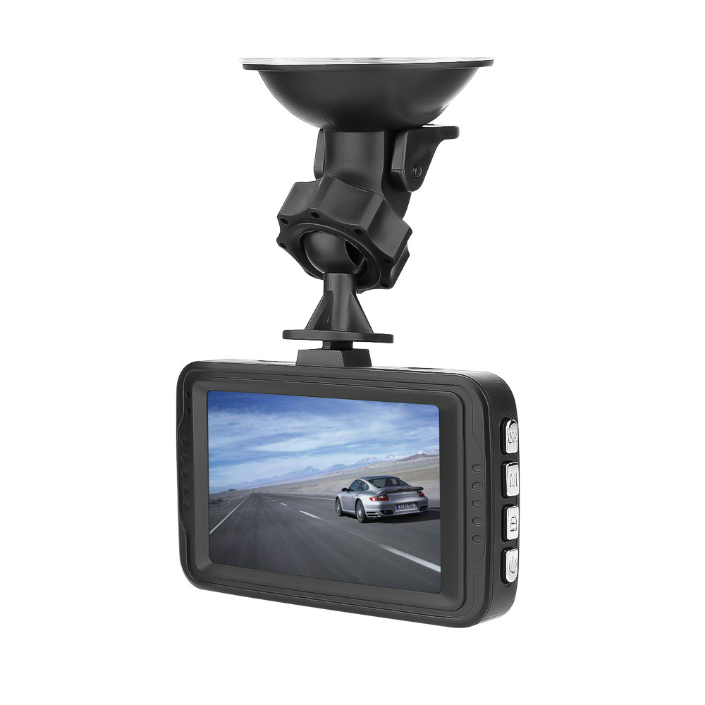 Hot 3.0/'/' HD 1080P For Vehicle Car DVR Camera Video Recorder G-sensor Dash Cam