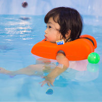 Adjustable Children Foam Arm Ring Swimming Shoulder Ring Pool Toys Baby Neck Tube Float Circle Swim Learner for 1 6 Years Old