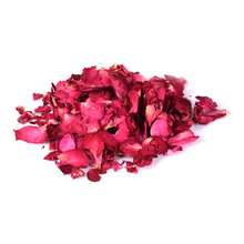 30G Dried Flower Petals Natural Dry Rose Bath Spa Shower Tool Fragrant Whitening Bath Tools Body Foot Care Women Massager
