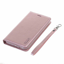 High Quality Leather Flip Stand Cover Case For Samsung J7 prime