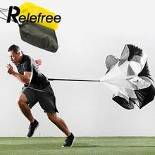 1 piezas paracaídas de la resistencia correr Chute entrenamiento de fútbol  paraguas herramienta ejercicio entrenamiento resistencia 846b2d6d9ad0c