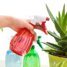 555 мл пустая пластиковая бутылка с распылителем для полива цветов, распылитель воды для салонных растений, бутылка для воды для полива, очистки сада