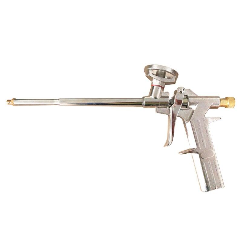 High Quality Foam Expanding Spray Gun Sealant Dispensing PU Insulating Applicator Tool Spray Foam Gun