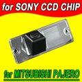 Для Sony CCD чип Mitsubishi Pajero Зингер Юго Lingyue автомобильная камера заднего вида резервного обратный парковка камера NTSC Водонепроницаемый
