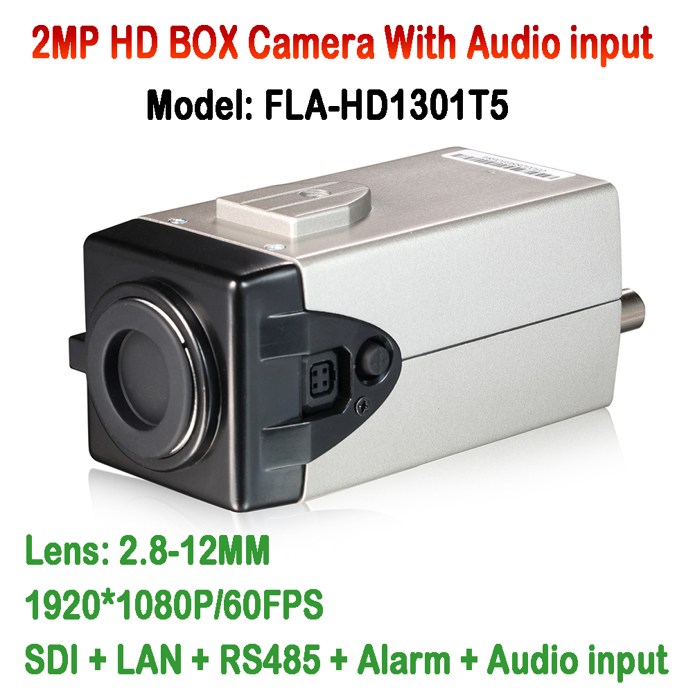 все цены на 2MP 1/2.8 Inch CMOS 1080P HD-SDI LAN IP Onvif RTSP RTMP Audio Input HDSDI Box Camera With VISCA, Pelco-D, Pelco-P Protocols онлайн