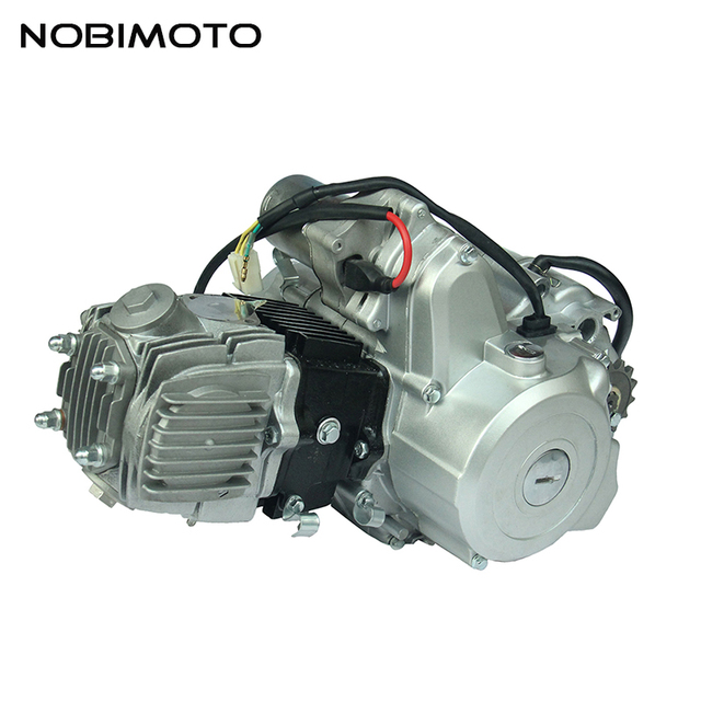 Motorcycle Motor Engine 110cc Automatic Wave Engine For