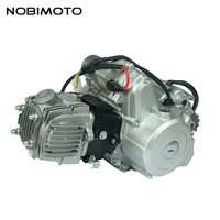 Motorcycle Motor Engine 110cc Automatic Wave Engine For 110cc Mini ATV Automatic Wave Engine Motor Off road Motocross FDJ 007