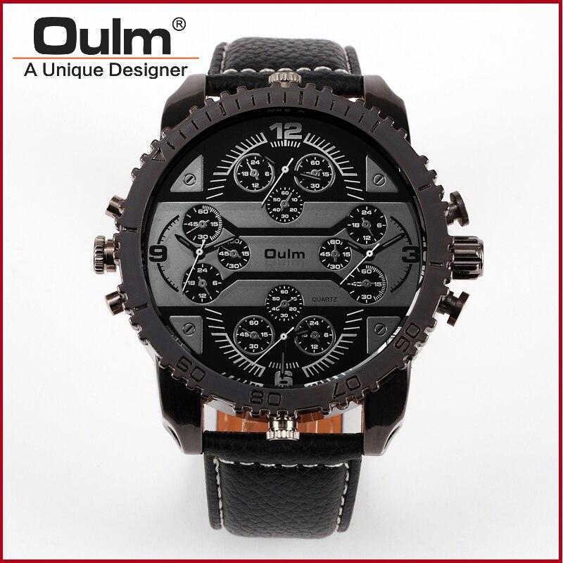 Top font b Luxury b font Brand font b OULM b font 3233 Watches new high