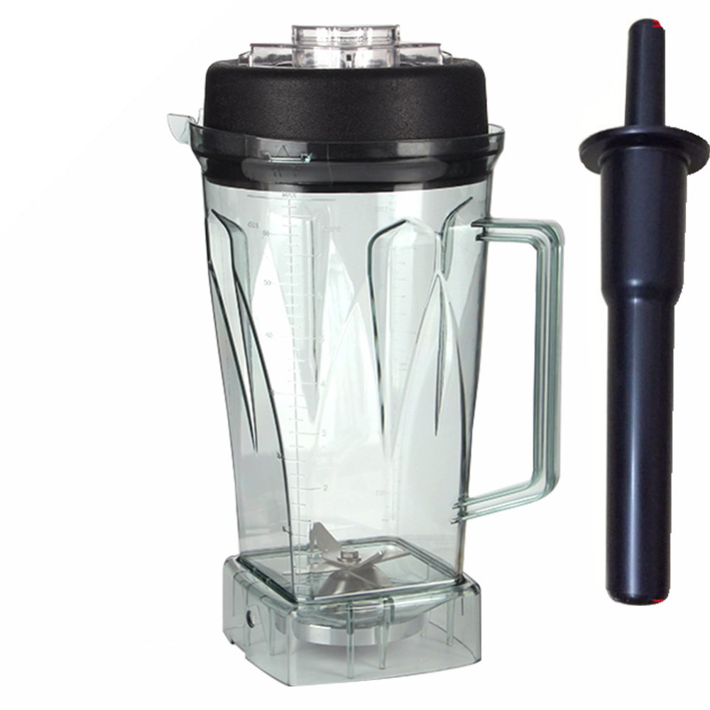 high quality Blade jar container and tamper jtc for blender 010 767 800 G5200 G2001 Blender Juicer Parts free shipping durable quality stainless steel silver black blade and drive socket combo kit for vitamix blender parts