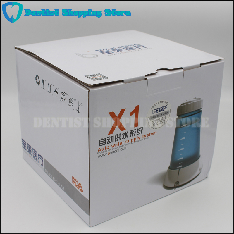 Dental Ultrasonic scaler Automatic water supply system water tank 1000ML