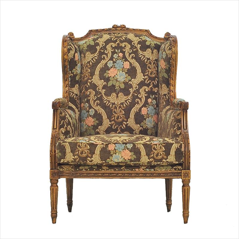 Vintage Brown Flower Thick Polyester Viscose Soft Chenille Sofa - Արվեստ, արհեստ և կարի - Լուսանկար 3