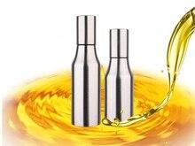 1 STÜCK 500 ML Edelstahl Olive Mister Öl Sprühflasche Öl Sprayer Pot Kochen Braten Bake Öl Flasche Tools Öl Verzichten J1451