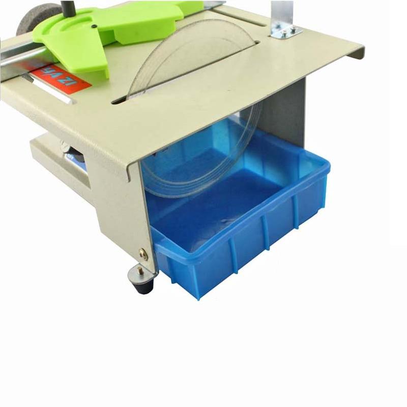 480W universalus šlifuoklis stalo pjūklo šlifavimo poliravimo - Medienos apdirbimo įranga - Nuotrauka 5