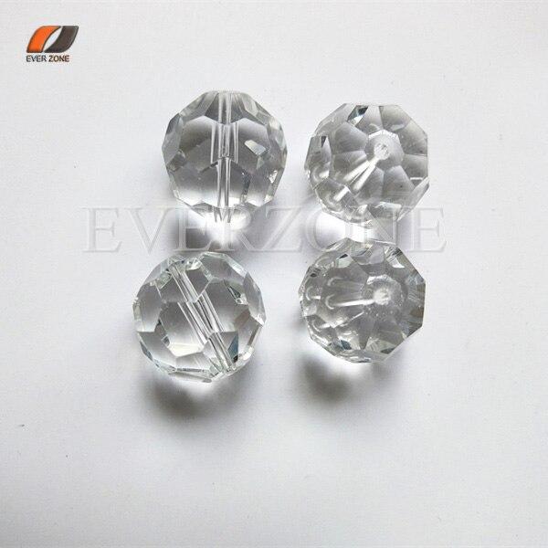 Optic FIber Lighting Crystal Ends Fittings 14mm Fiber Optic Light Crystal Beads 100pcs lot for Chandelier Pendants in Optic Fiber Lights from Lights Lighting