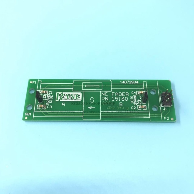 US $24 56 9% OFF|1pcs Replacement Fader crossfader PCB for Rane TTM57sl  TTM56 TTM56s DJ Mixers 56 57-in DJ Equipment Accessories from Consumer