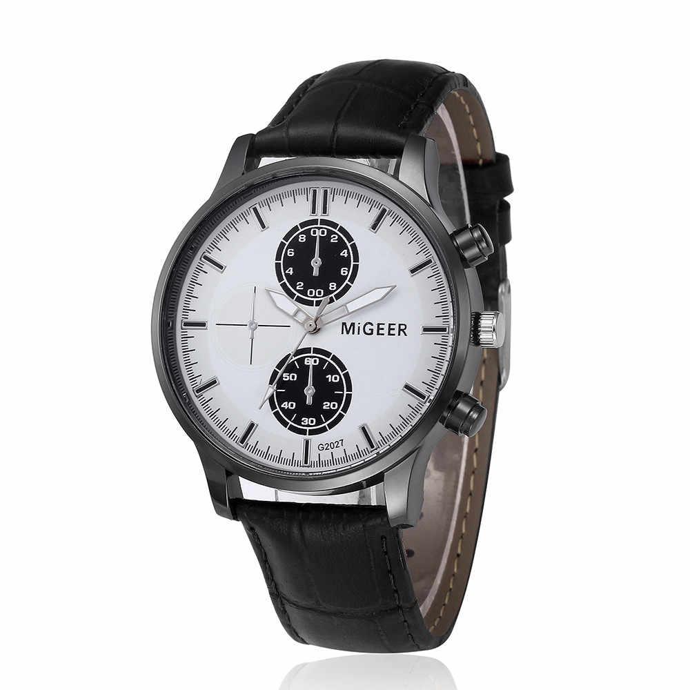Мужские часы COOL LOOK ретро дизайн повседневные кварцевые наручные zegarki meskie zegarek męski