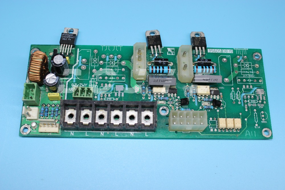 Skywalker power supply board for Gongzheng 3212AK printer spectra skywalker pci card for gongzheng printer