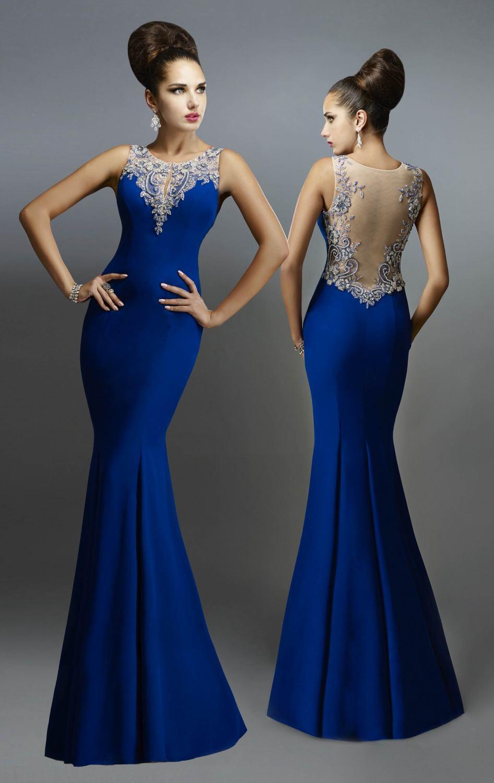 Vestidos de noche para un concurso de belleza