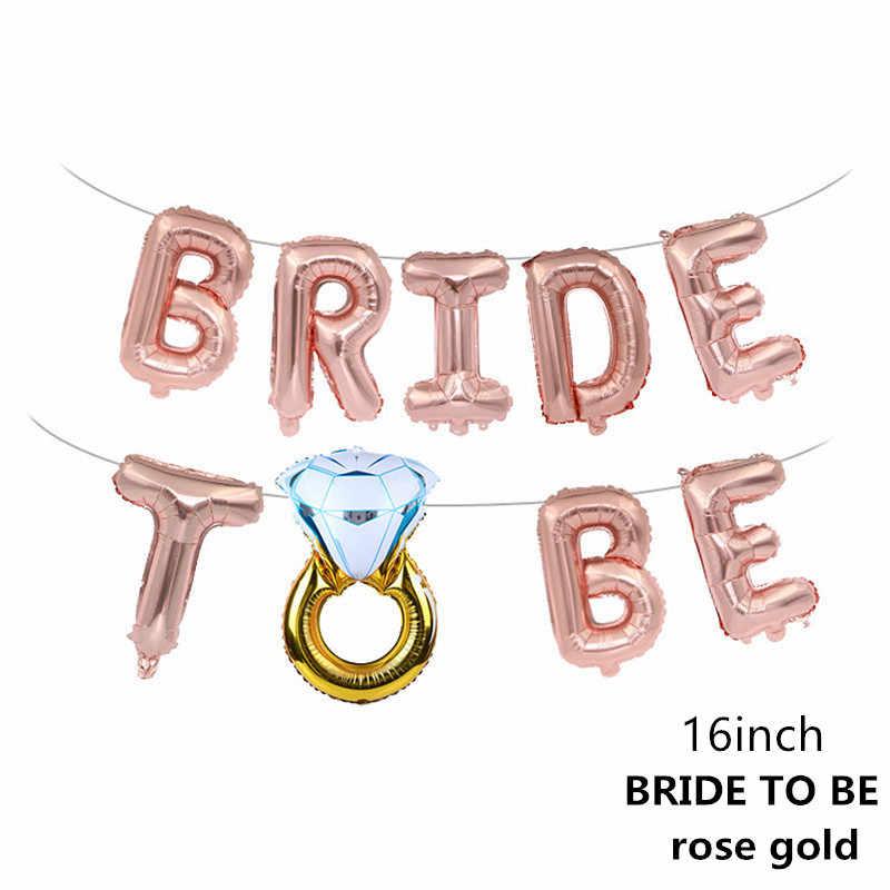 結婚式の装飾の花嫁新郎バルーン花嫁は Mr Mrs ウェディングバナーチーム花嫁ブライダルシャワー独身パーティー用品